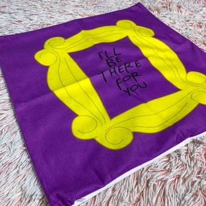 Other - ✨ Friends Purple Pillowcase